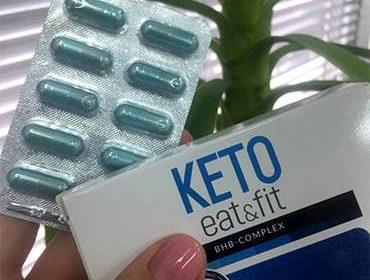 Средство Keto Eat&Fit для похудения