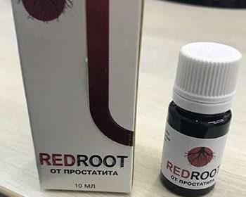 Внешний вид препарата Redroot