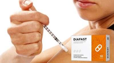 Лекарство Диафаст от сахарного диабета.